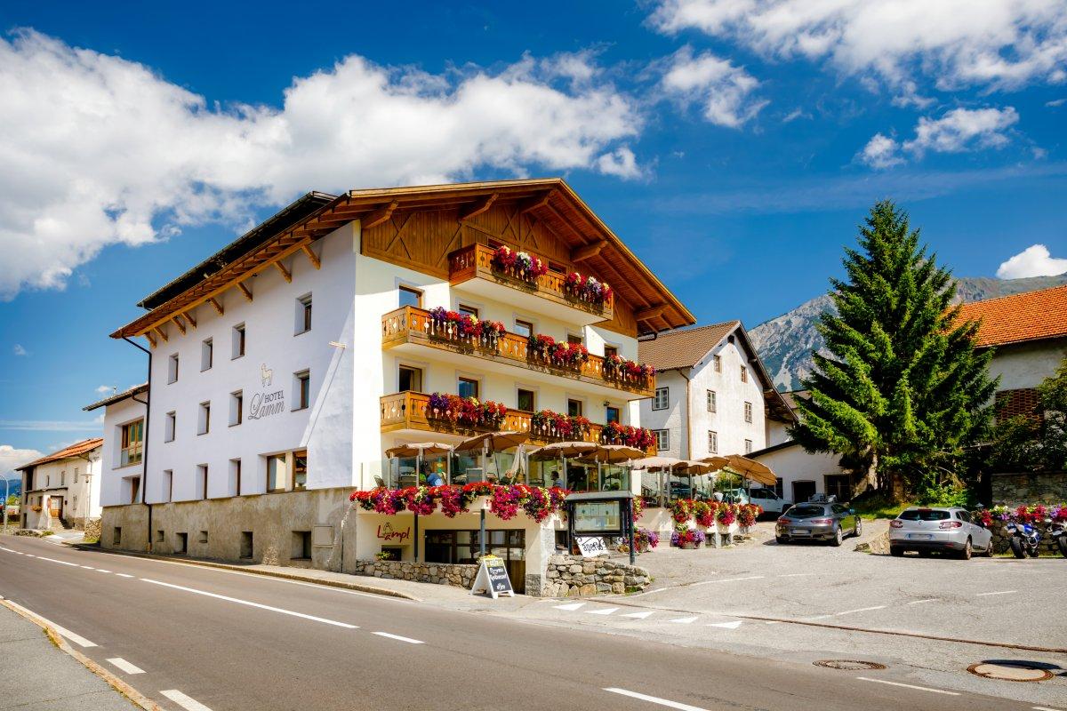 Hotel Lamm Sudtirol St Valentin